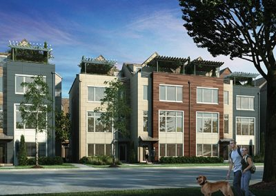 University Place Townhomes