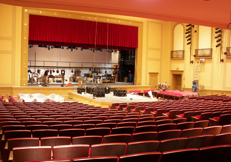 Shaker Heights High School Auditorium