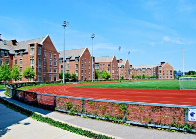 College Towers – Case Western Reserve University Dormitories