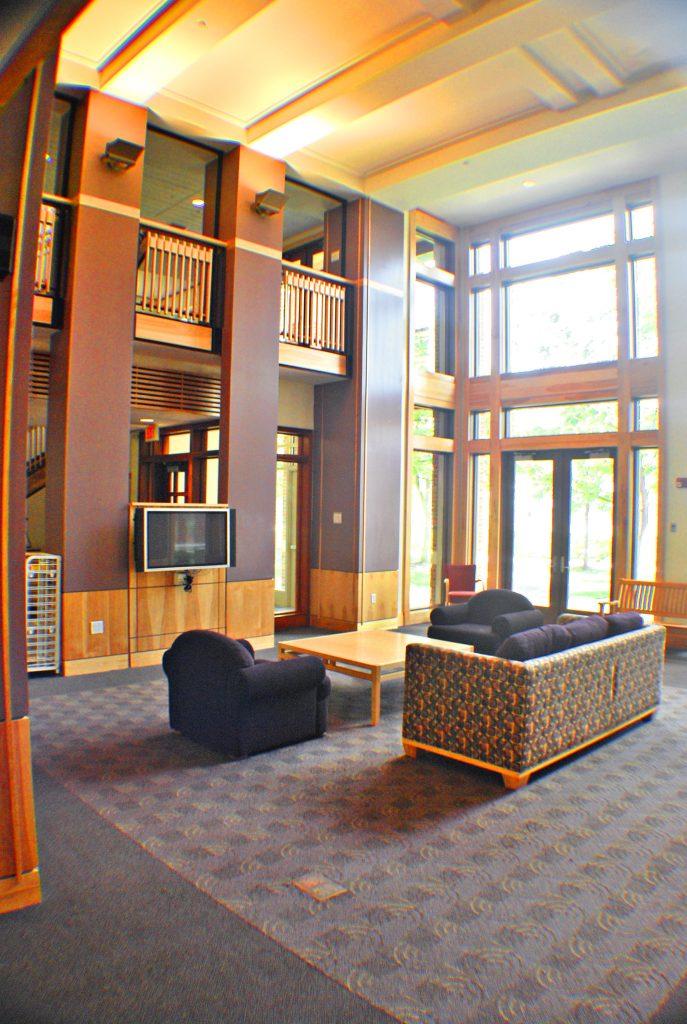 Cwru Reserve Room