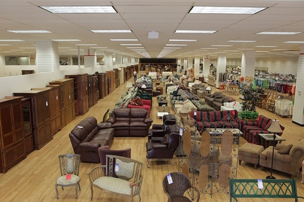 Cleveland Furniture Bank Fiorilli Construction
