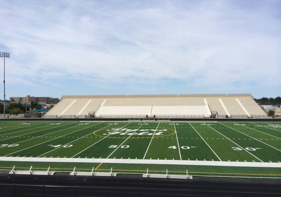 Byers Field Grandstands