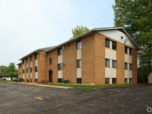 Pitts & Center Ridge Apartments