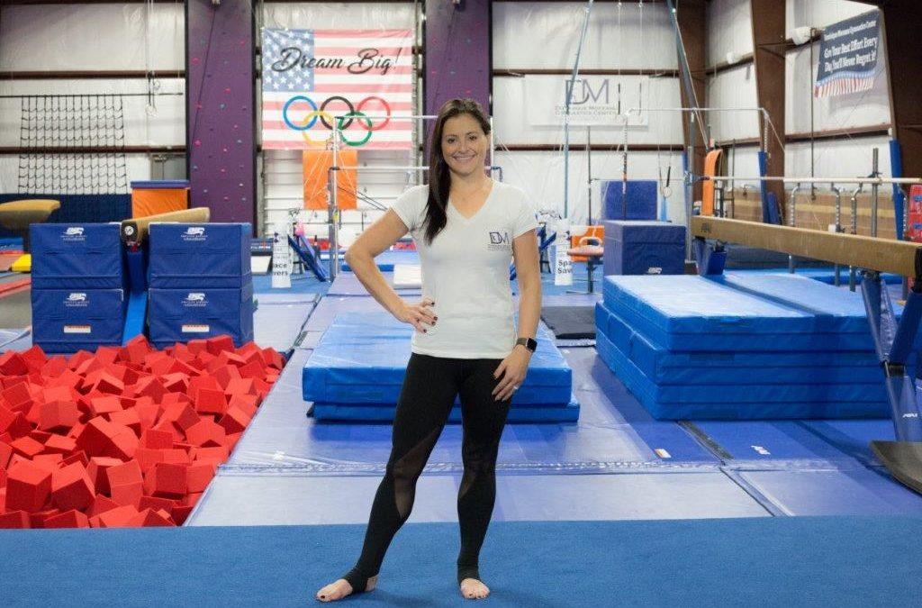 Dominique Moceanu Gymnastics Center