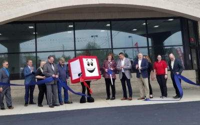 CubeSmart Grand Opening & Ribbon Cutting Ceremony