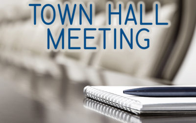 2019 Town Hall Meeting