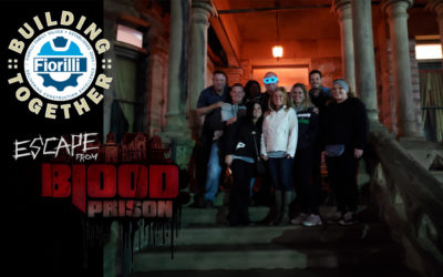 Building Together Event :: Shawshank Prison – Mansfield Haunted Reformatory