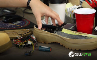 Have You Seen SolePower's New Smart Boots?