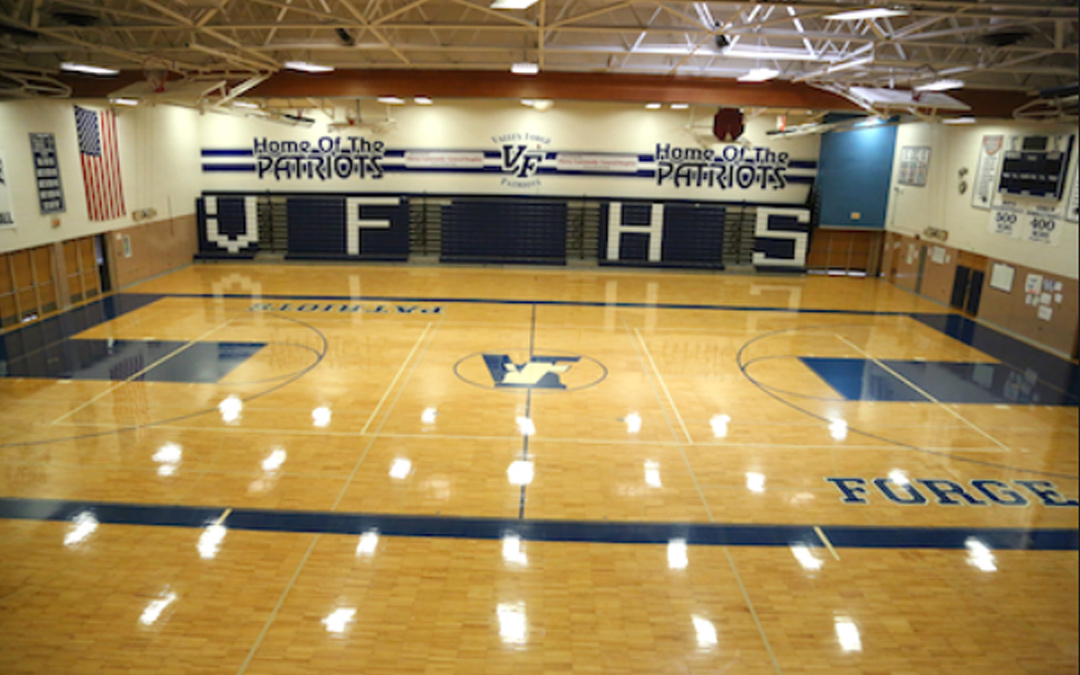 Valley Forge Auxiliary Gym