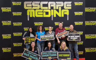 Building Together Event :: Medina Escape Room